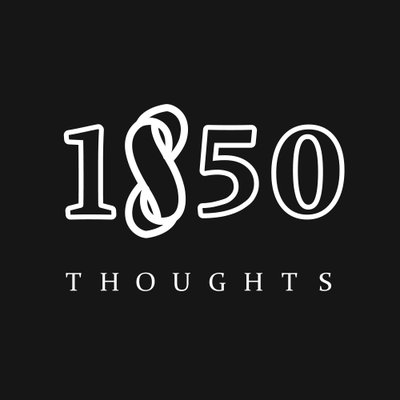 1850thoughts.com Logo