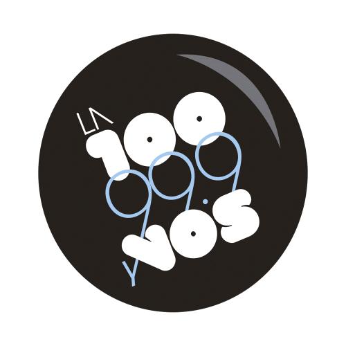 la100.cienradios.com Logo