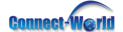 connect-world.com Logo