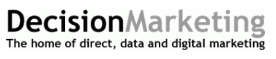 decisionmarketing.co.uk Logo