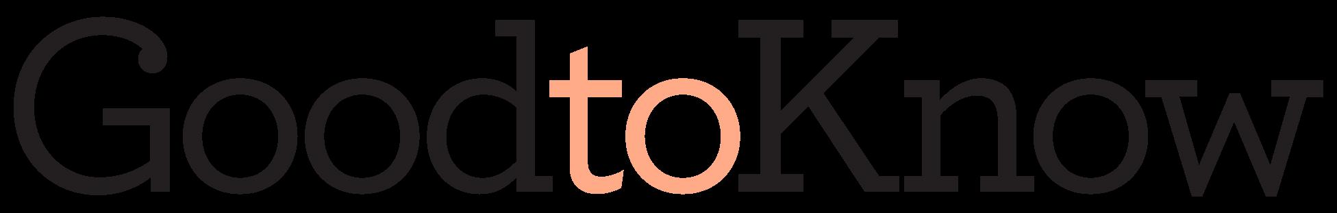 goodtoknow.co.uk Logo