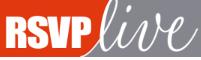 rsvplive.ie Logo