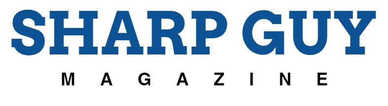 sharpguymagazine.com Logo
