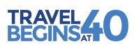 travelbeginsat40.com Logo